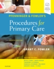 Pfenninger and Fowler's Procedures for Primary Care - Book