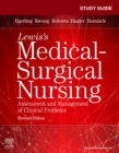 Study Guide for Lewis's Medical-Surgical Nursing : Assessment and Management of Clinical Problems - Book