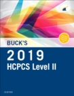 Buck's 2019 HCPCS Level II - Book