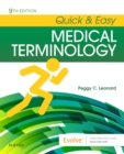 Quick & Easy Medical Terminology - Book