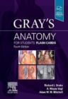 Gray's Anatomy for Students Flash Cards - Book