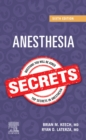 Anesthesia Secrets E-Book - eBook
