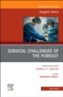 Surgical Challenges of the Foregut An Issue of Surgical Clinics - Book