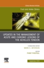 Updates in the Management of Acute and Chronic Lesions of the Achilles Tendon, An issue of Foot and Ankle Clinics of North America, Ebook - eBook