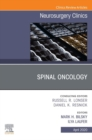 Spinal Oncology An Issue of Neurosurgery Clinics of North America, E-Book - eBook
