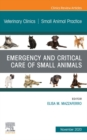 Emergency and Critical Care of Small Animals, An Issue of Veterinary Clinics of North America: Small Animal Practice, E-Book - eBook