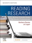 Reading Research - E-Book : A User-Friendly Guide for Health Professionals - eBook