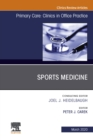 Sports Medicine, An Issue of Primary Care: Clinics in Office Practice, E-Book - eBook