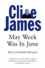 May Week Was in June - Book