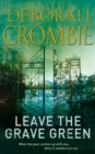 Leave the Grave Green - eBook