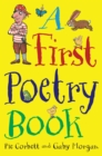 A First Poetry Book (Macmillan Poetry) - Book