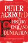 Foundation : The History of England Volume I - Book