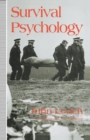 Survival Psychology - Book