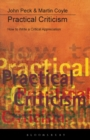 Practical Criticism - Book