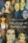 Sociology of Family Life - Book