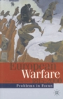 European Warfare 1815-2000 - Book