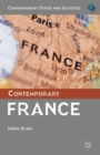 Contemporary France - Book
