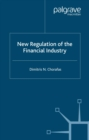 New Regulation of the Financial Industry - eBook