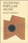 STUDYING POPULAR MUSIC - Book