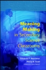 Meaning Making in Secondary Science Classroomsaa - Book