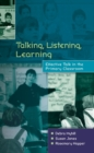 Talking, Listening, Learning - eBook