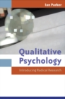 Qualitative Psychology - eBook