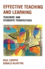 Effective Teaching And Learning - eBook