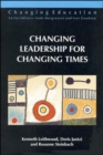 Changing Leadership For Changing Times - eBook