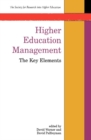 Higher Education Management - eBook