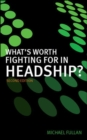 What's Worth Fighting for in Headship? - Book