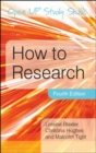 How to Research - Book