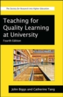 Teaching for Quality Learning at University - Book