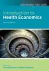 Introduction to Health Economics - Book