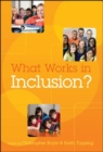 EBOOK: What Works in Inclusion? - eBook