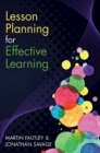 Planning Lessons for Effective Learning - eBook