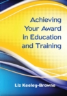 Achieving your Award in Education and Training - eBook