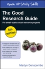 The Good Research Guide : For Small-Scale Social Research Projects - eBook