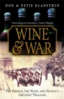 Wine and War - Book
