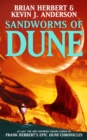 Sandworms of Dune - Book