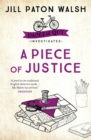 A Piece of Justice : Imogen Quy Book 2 - Book