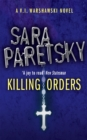 Killing Orders : V.I. Warshawski 3 - Book