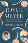 Never Give Up - Book