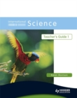 International Science Teacher's Guide 1 - Book