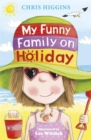 My Funny Family On Holiday - Book