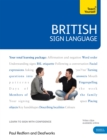 British Sign Language: Teach Yourself : Book and DVD Pack - Book