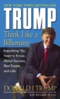 Trump : Think Like A Billionaire - Book