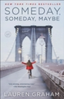 Someday, Someday, Maybe - Book