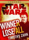 Winner Lose All--A Lando Calrissian Tale: Star Wars Legends (Novella) - eBook