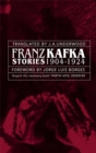 Franz Kafka Stories 1904-1924 - Book