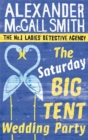 The Saturday Big Tent Wedding Party - Book
